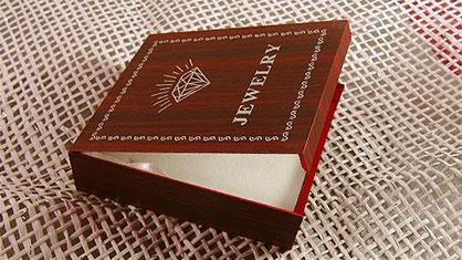 ساخت جعبه جواهرات